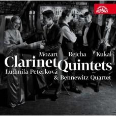 莫札特、萊哈 & 庫卡:豎笛五重奏 Mozart、Rejcha & Kukal:Clarinet Quintets
