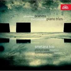 布拉姆斯:鋼琴三重奏全集 Brahms:The Complete Piano Trios