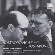 羅斯托波維契演奏蕭士塔高維契 Rostropovich Plays Shostakovich