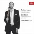 泰勒曼、布列頓:雙簧管作品 Telemann & Britten:Music for Oboe