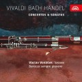 韋瓦第、巴哈、韓德爾:協奏曲、低音管奏鳴曲 Vivaldi, Bach, Handel: Concertos & Sonatas for Bassoon