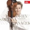 楊納捷克、史麥塔納、普羅高菲夫:小提琴奏鳴曲 Smetana, Janacek, Prokofiev / Josef Spacek