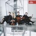 史麥塔納:第一、二號弦樂四重奏 Smetana:String Quartets Nos. 1 & 2 (Pavel Haas Quartet)