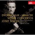 德佛札克、蘇克、楊納傑克:小提琴協奏曲 Dvořák, Suk, Janáček: Violin Concertos