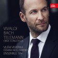 韋瓦第、巴哈、泰勒曼:雙簧管協奏曲 Vivaldi, Bach, Telemann:Oboe Concertos