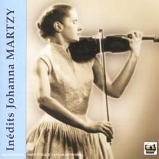 布拉姆斯:第3號小提琴奏鳴曲、小提琴協奏曲(兩樂章)、孟德爾頌:小提琴協奏曲 The Recordings Of Johnna Martzy 1951 - 54