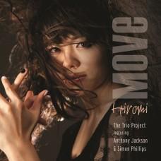 上原廣美:心神感動 Hiromi - Move