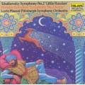 柴可夫斯基:第2號交響曲<小俄羅斯>  林姆斯基--高沙可夫:第2號交響曲<安塔> Tchaikovsky: Little Russian / Rimsky - Korsakov : Antar Maazel / Pittsburgh Symphony Orchestra