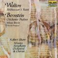 華爾頓:伯沙薩王的盛宴;伯恩斯坦:契切斯特詩篇、簡短彌撒 Walton: Belshazzr's Feast、Bernstein: Chichester Psalms