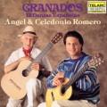 葛拉納多斯:12首西班牙舞曲 Granados:12 Danzas Espanolas