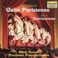 奧芬巴哈:快樂的巴黎人 & 易白爾:嬉遊曲 Offenbach:Gaite Parisienne & Ibert: Divertissement
