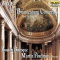 巴哈:布蘭登堡協奏曲第四、五、六首 Bach:Brandenburg Concerto No. 4、5、6