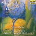 麥克杜威:第二號鋼琴協奏曲、李斯特:第一&二號鋼琴協奏曲 MacDowell:Piano Concerto No. 1、Liszt:Piano Concertos Nos.1&2