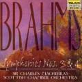 布拉姆斯:第三、四號交響曲 Brahms:Symphonies Nos. 3 & 4