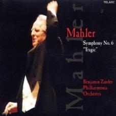 馬勒:第6號交響曲《悲劇》 (班傑明.詹德指揮愛樂管弦樂團) Mahler:Symphony No. 6 Tragic (Benjamin Zander / Philharmonia Orchestra)