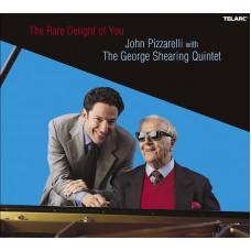 約翰.皮薩瑞里與喬治.謝林五重奏 快活搖擺 John Pizzarelli with The George Shearing Quintet The Rare Relight of You