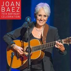 (2CD) 瓊•拜雅:75歲生日紀念音樂會實況 Joan Baez 75th Birthday Celebration
