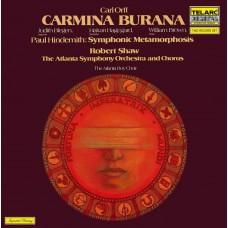 (LP版本) 卡爾.歐福:布蘭詩歌 Carl Orff: Carmina Burana