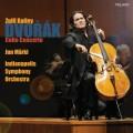 德佛札克:大提琴協奏曲、交響詩「水妖」、「在自然中」 Dvorak:Cello Concerto