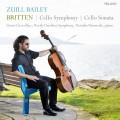 布列頓:大提琴交響曲與奏鳴曲 Britten:Cello Symphony、Cello Sonata