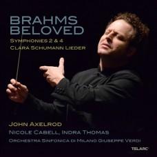 John Axelrod : Brahms Beloved