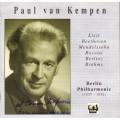 李斯特、貝多芬、孟 德爾頌、羅西尼、白遼士、 L'ART DE PAUL VAN KEMPEN - VOL.I