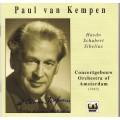 范.坎本.海頓,舒伯特,西貝流士:交響曲 L'ART DE PAUL VAN KEMPEN - VOI.II