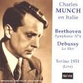 孟許1951年義大利現場錄音紀錄 Charles MUNCH en Italie/Beethoven SYM # 6