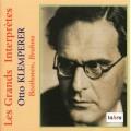 貝多芬:第四號鋼琴協奏曲.第六、八號交響曲,克倫培勒 Les Grands Interpretes:Otto Klemperer