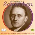 貝多芬:交響曲第1∼4號.赫爾曼•謝爾亨 BEETHOVEN/ Symphonies 1-4