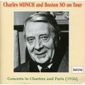孟許指揮波士頓交響樂團錄音集  Charles Munch & Boston SO on tour