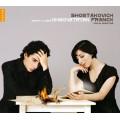 蕭士塔高維契 & 法朗克:小提琴奏鳴曲 Franck & Shostakovich:Violin Sonatas  (哈察特楊 Sergey Khachatryan ,violin)
