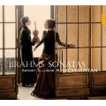 布拉姆斯:小提琴奏鳴曲第1-3號 Brahms:Violin Sonatas Nos. 1-3  (哈察特楊 Sergey Khachatryan ,violin)