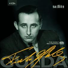 (4CD)顧爾達RIAS早期錄音集 Friedrich Gulda: The Early RIAS Recordings