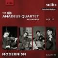 阿瑪迪斯弦樂四重奏RIAS錄音系列第四集 The RIAS Amadeus Quartet Recordings - Modernism
