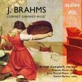 布拉姆斯:豎笛室內樂作品 Brahms:Clarinet chamber music (A. Campbell)