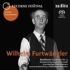 (SACD)琉森音樂節歷史名演 Vol.6~福特萬格勒 Lucerne Festival Historic Performances Vol. VI Wilhelm Furtwängler, Ludwig van Beethoven, Symphony No. 9 in D Minor, Op. 125