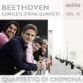 貝多芬:弦樂四重奏第四集 Beethoven:Complete String Quartets Vol. 4
