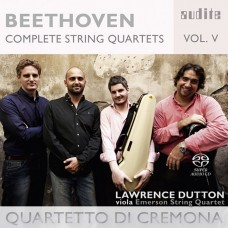 貝多芬:弦樂四重奏第五集 Beethoven:Complete String Quartets Vol. 5