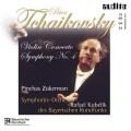 柴可夫斯基:小提琴協奏曲、第四號交響曲 Tschaikovsky:Violin Concerto & Symphony No. 4