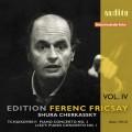 弗利柴系列4 - 柴可夫斯基、李斯特:鋼琴協奏曲 Ferenc Fricsay Edition Vol. 4 - Tchaikovsky & Liszt:Piano Concertos (Cherkassky / Fricsay)