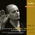 弗利柴系列10 - 布拉姆斯:小提琴協奏曲、第二號交響曲 Ferenc Fricsay Edition Vol. 10 - Brahms:Violin Concerto、Symphony No.2 (Gioconda De Vito)