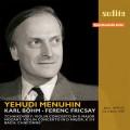 柴可夫斯基、莫札特:小提琴協奏曲 | 巴哈:夏康舞曲 Tchaikovsky & Mozart:Violin Concerto | Bach:Chaconne (Menuhin)
