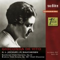 喬康妲.迪薇托演奏貝多芬、布拉姆斯& 維塔利 Gioconda de Vito: Beethoven, Brahms & Vitali