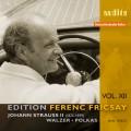 弗利柴系列12 - 約翰史特勞斯:華爾茲與波卡舞曲 Edition Ferenc Fricsay Vol. 12 - J. Strauss:Walzer & Polkas