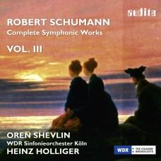 舒曼:交響作品全集 Vol. 3 Schumann:Complete Symphonic Works, Vol. III