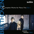 貝多芬:鋼琴三重奏全集 Vol.1 Beethoven:Complete Works for Piano Trio - Vol. 1 (Swiss Piano Trio)