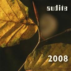Audite2008目錄∼柴可夫斯基:第五號交響曲 | 舒曼:鋼琴協奏曲 Audite Catalogue 2008 with CD~Tchaikovsky: Symphony 5 & Schumann: Piano Concerto