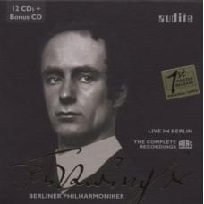 福特萬格勒1947-1954年RIAS現場錄音全集 Edition Wilhelm Furtwängler - Complete Rias Recordings live recordings from 1947 to 1954