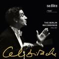 (絕版)傑利畢達克1945-1957 柏林錄音 Celibidache: The Berlin Recordings (recordings 1945-1957)